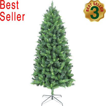 Item 34856 : 7ft Slim Mixed Pine